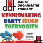 toernooien van jeugd darten Drenthe