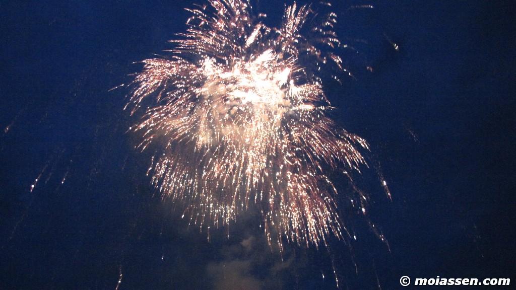 De Gemeente Assen experimenteert met vuurwerk