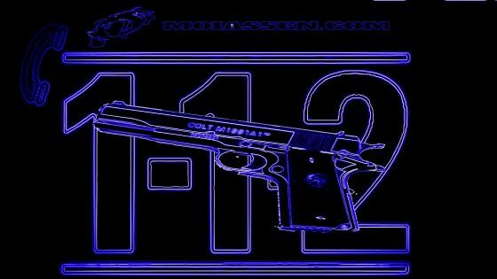 Aanhouding voor verboden wapenbezit