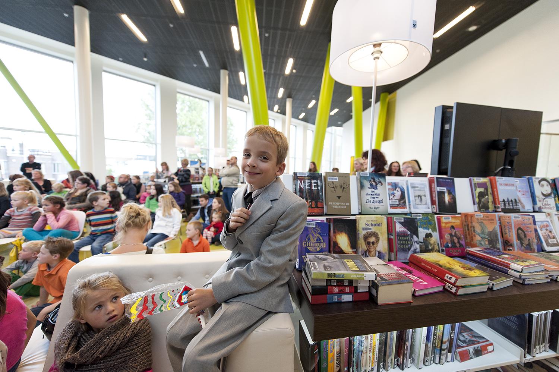 Theaterworkshop 'Ik word beroemd' in Bibliotheek Assen