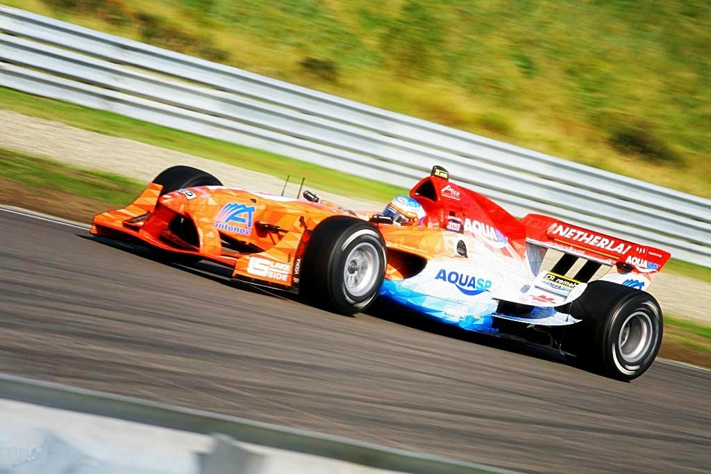 PRIMEUR: Opvolger A1GP-kampioenschap naar Nederland voor seizoensfinale