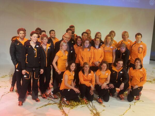 Assen welkom thuisstad Olympic TeamNL