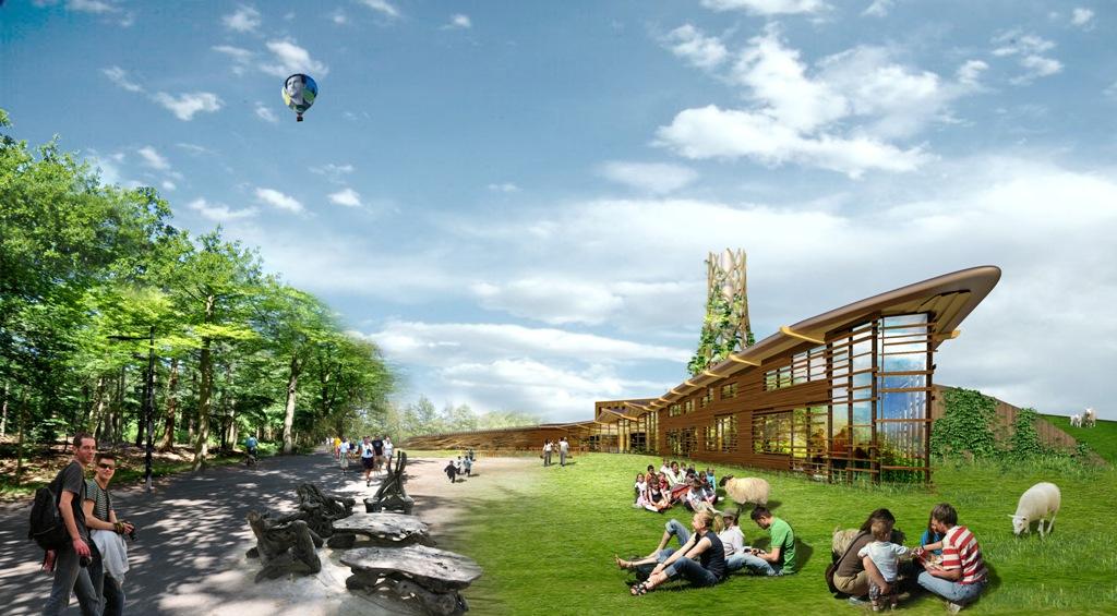 Start bouw duurzaamheidscentrum Assen