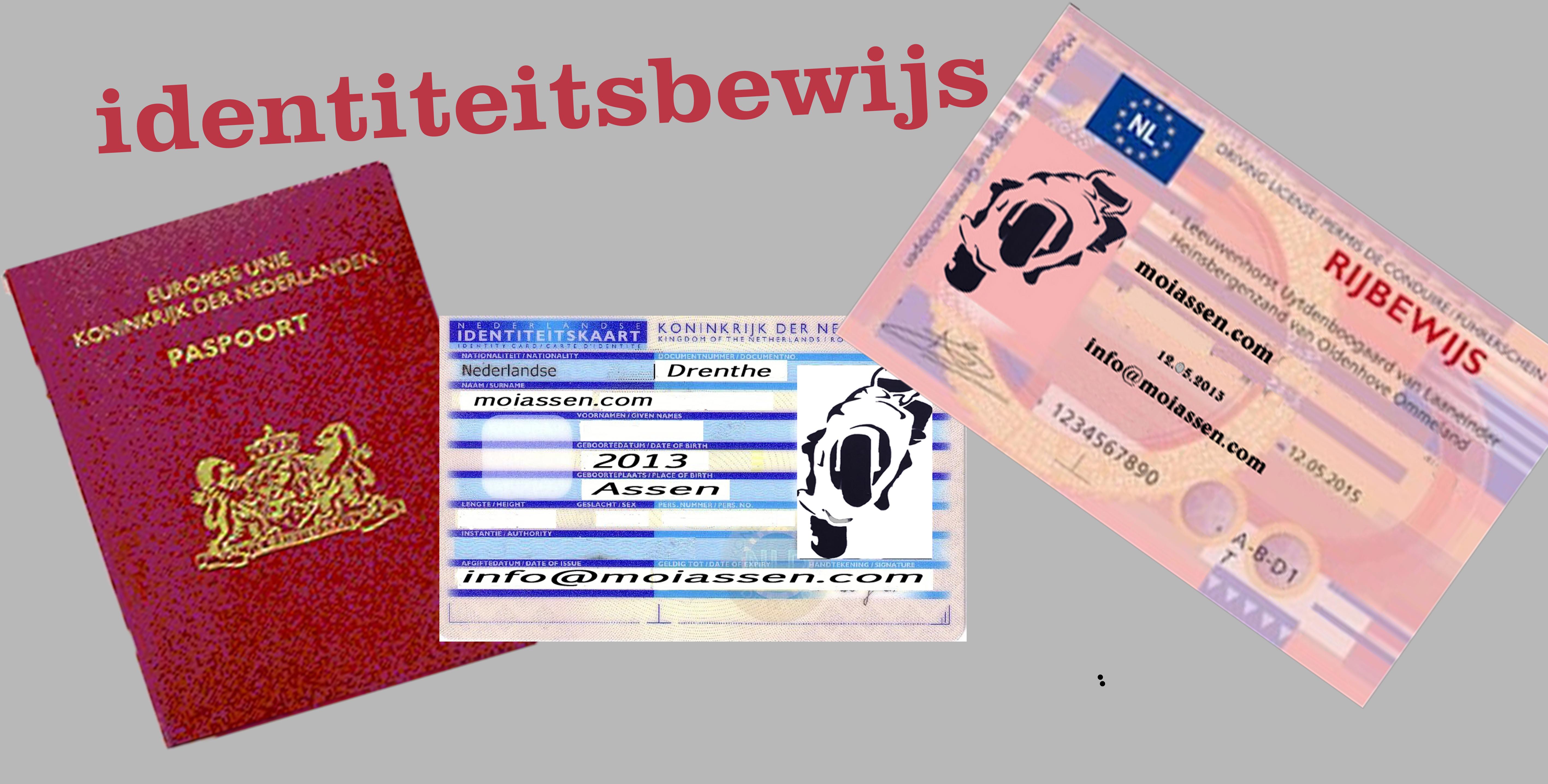 Aanvragen identiteitsbewijs op 6 en 7 maart niet mogelijk