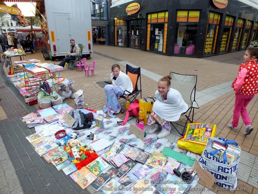 Drenthe viert eerste Koningsdag
