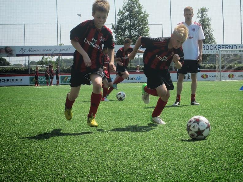 AC Milan komt naar Assen in 2014
