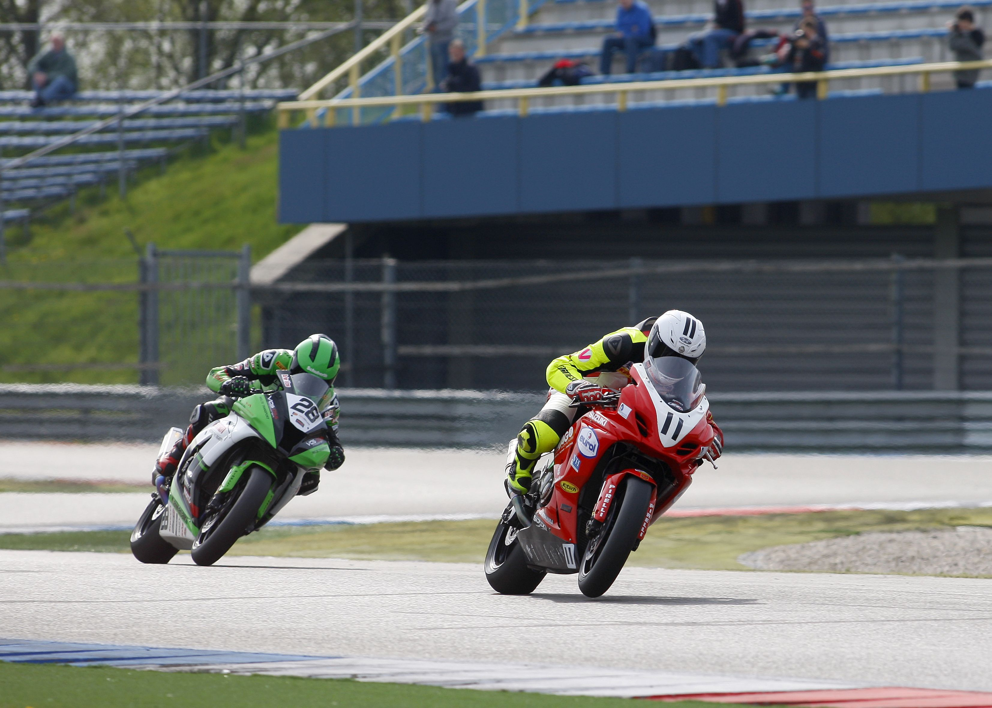 Races Superbike en Supersport hoogtepunt