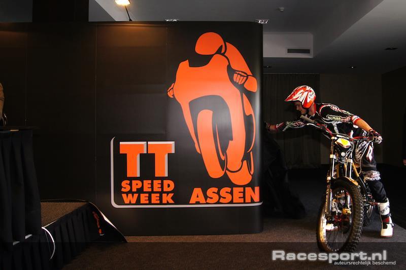 Nieuwe huisstijl Stichting TT SPEED WEEK
