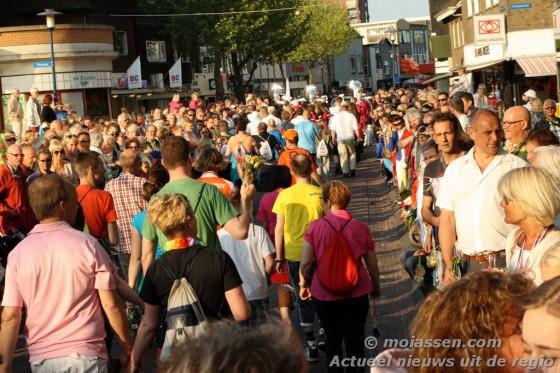 70e editie Avond4daagse in Assen