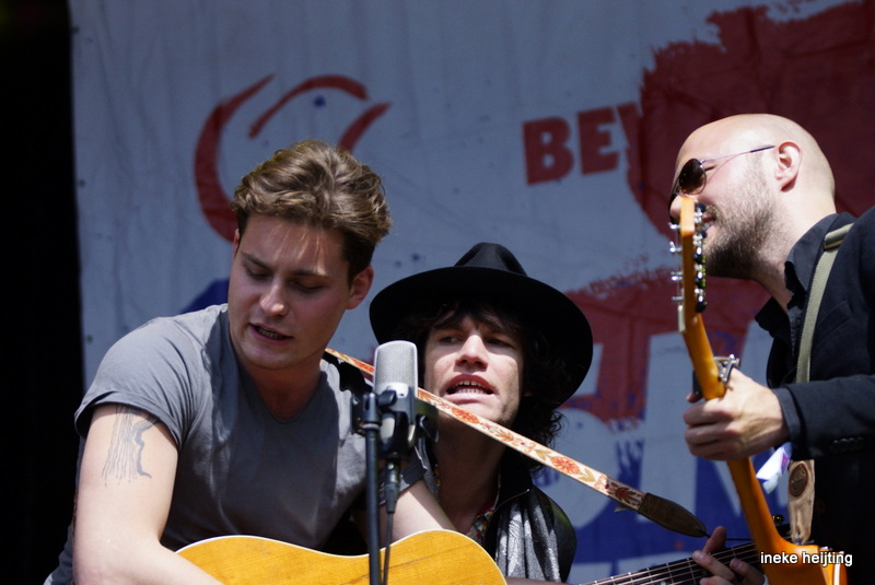 Bevrijdingsfestival Drenthe Daverend Succes