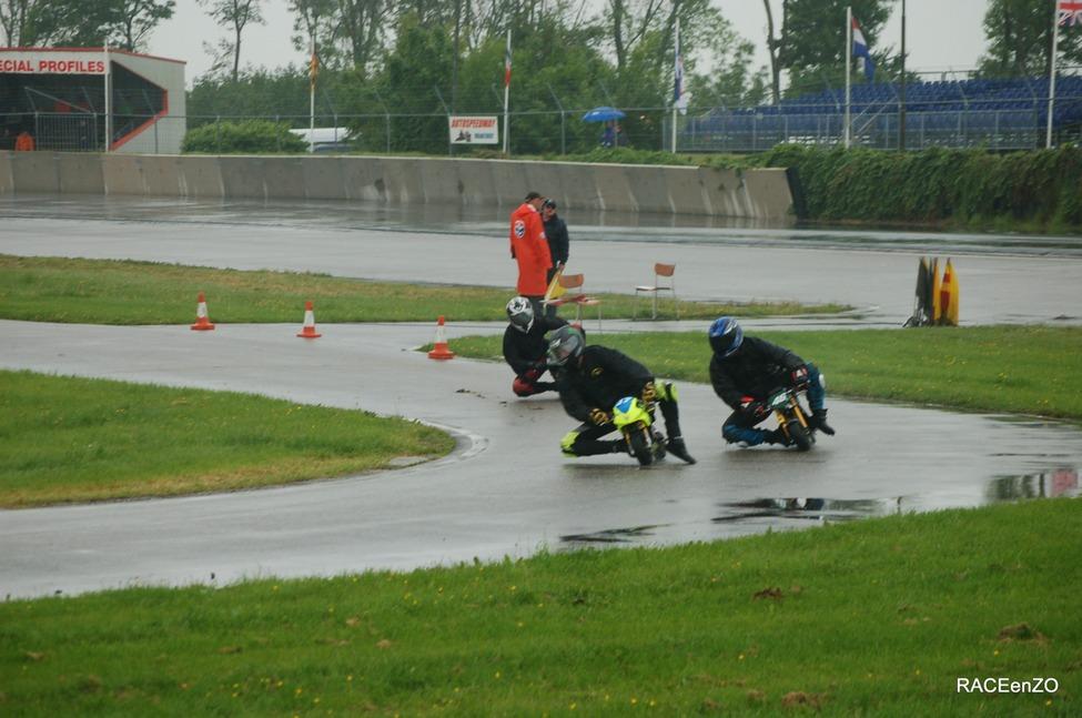 Racing team assen behaald  5de plaats op 2de nk in lelystad