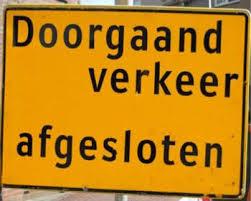 N33 Gieten-Veendam 9 dagen dicht