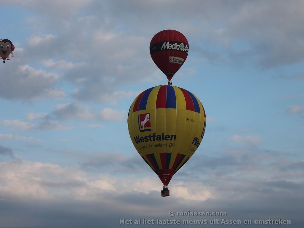 66-jarige man uit Groningen opgepakt voor dreigen met aanslag TT Balloon Festival