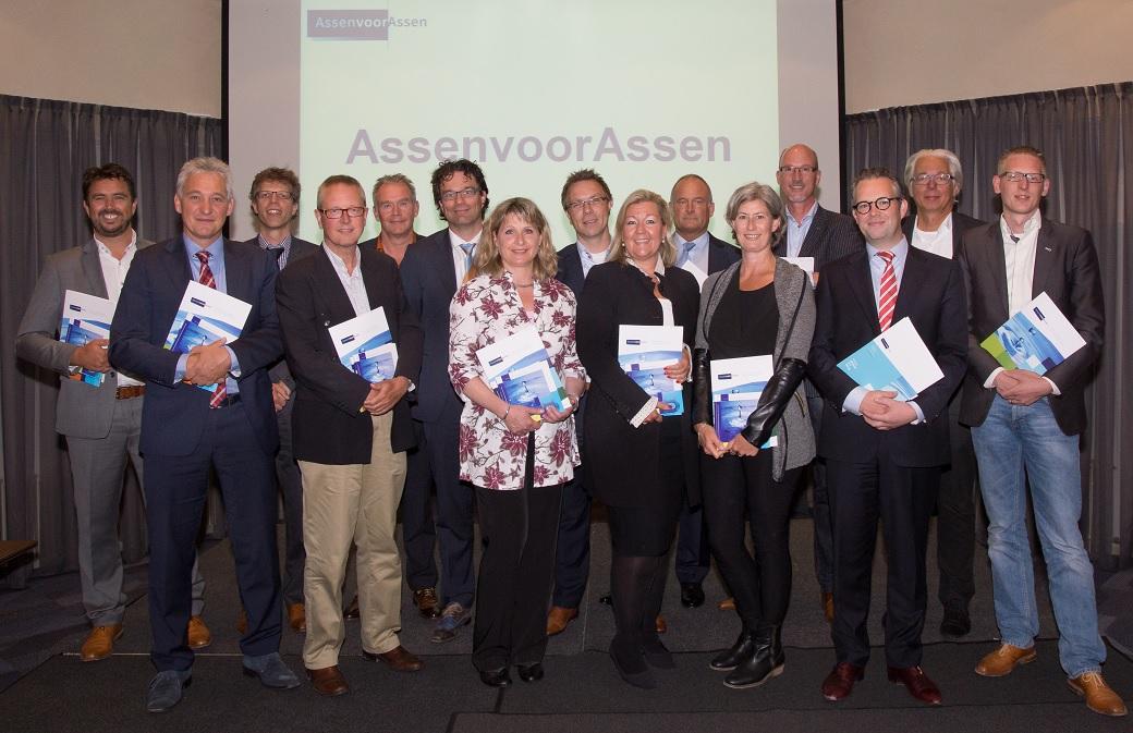 Eerste Drentse MVO-ambassadeurs geïnstalleerd