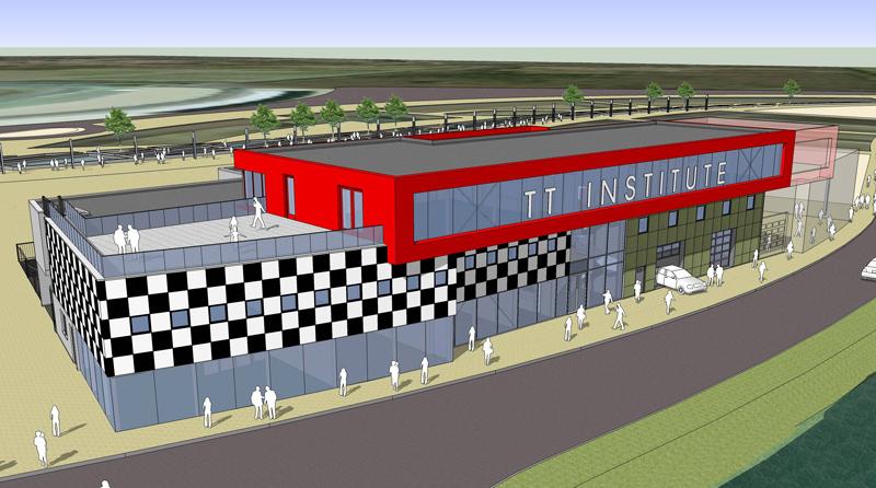 Leerlingenstop voor nieuwe TT Institute