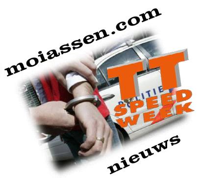 Politie verricht 29 aanhoudingen tijdens TT-nacht