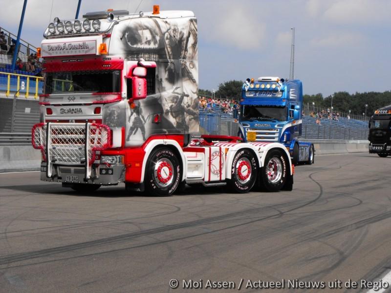mooiste truck nederland
