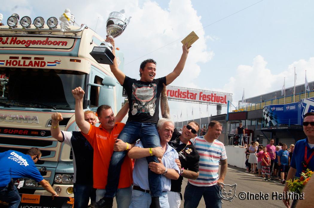 Mooiste truck van Nederland is bekend