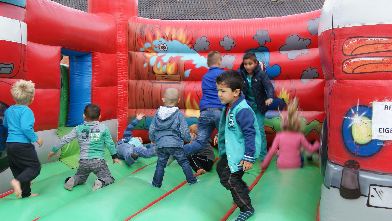 Kinderspeeldag Stadshouderslaan  (update foto's)