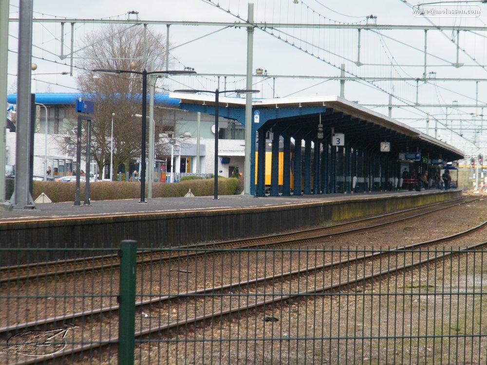 Vannacht geen treinen tussen Assen en Groningen