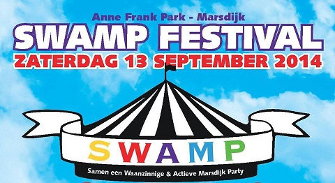 Programmering SWAMP-festival bekend