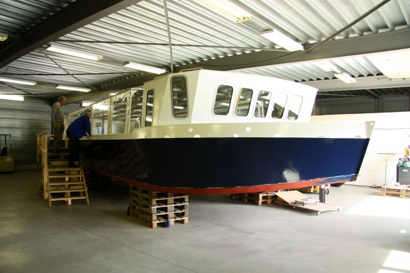 Stichting Varen rondvaartboot