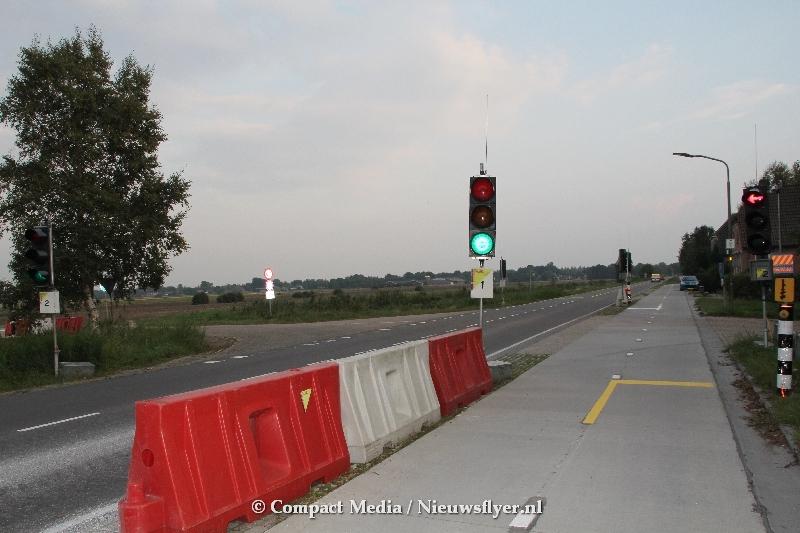 VIDEO: Gewijzigde verkeerssituatie na ongevallen Huis ter Heide (Update)