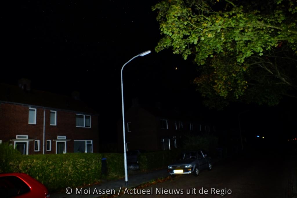 Grote stroomstoring treft straatverlichting in Assen en omgeving (Update)