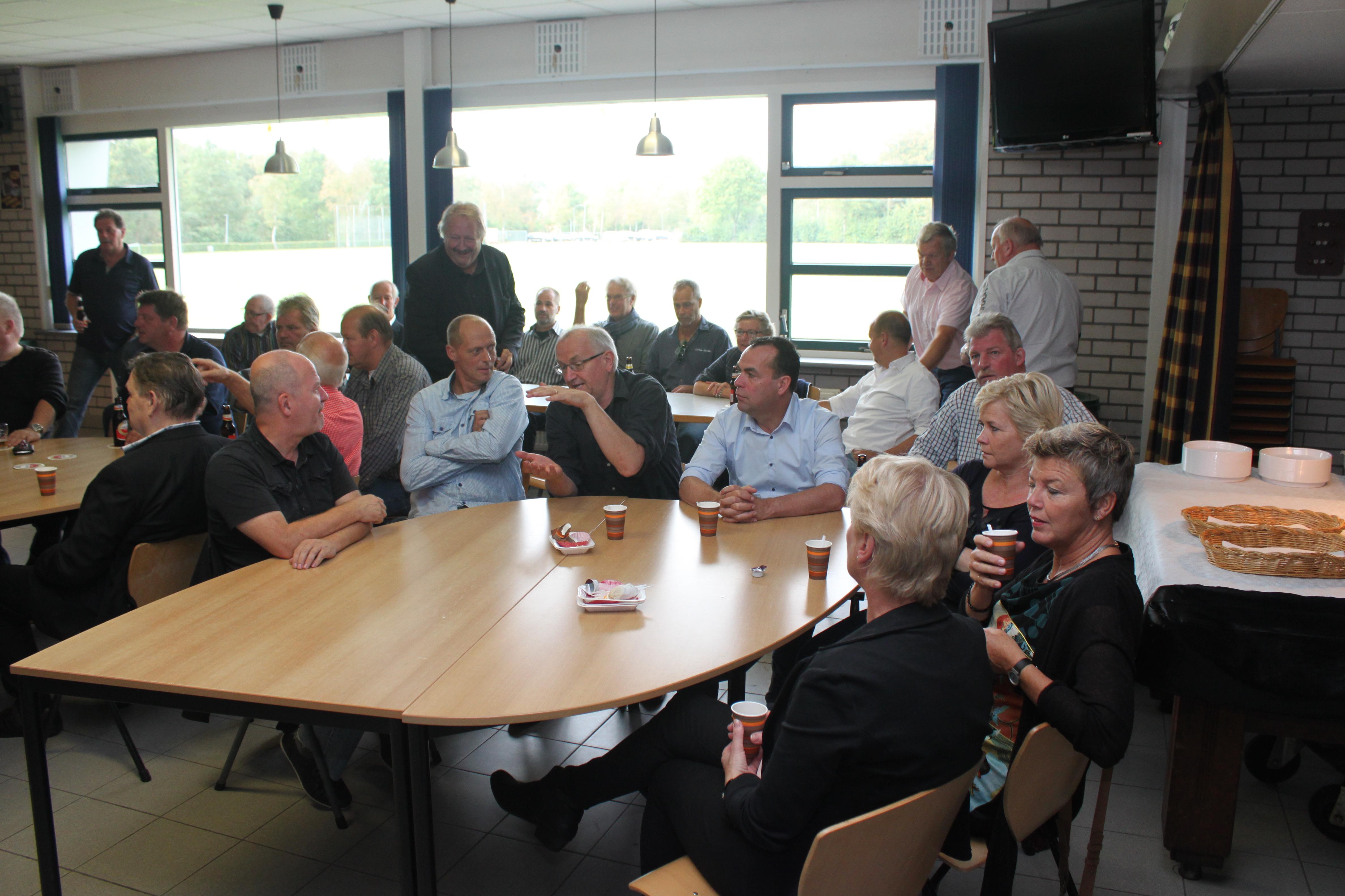 Asser Boys heeft haar 95ste verjaardag gevierd