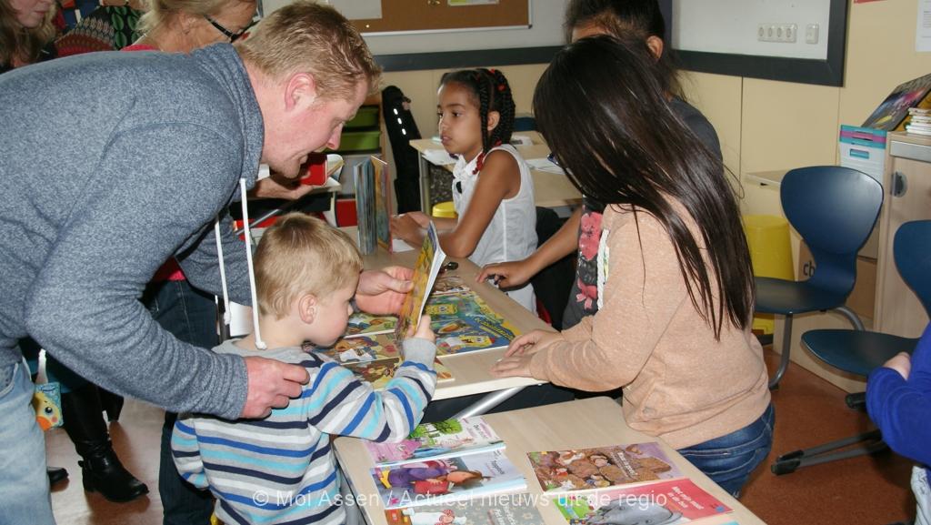 Afsluiting kinderboekenweek in CBS het Kompas