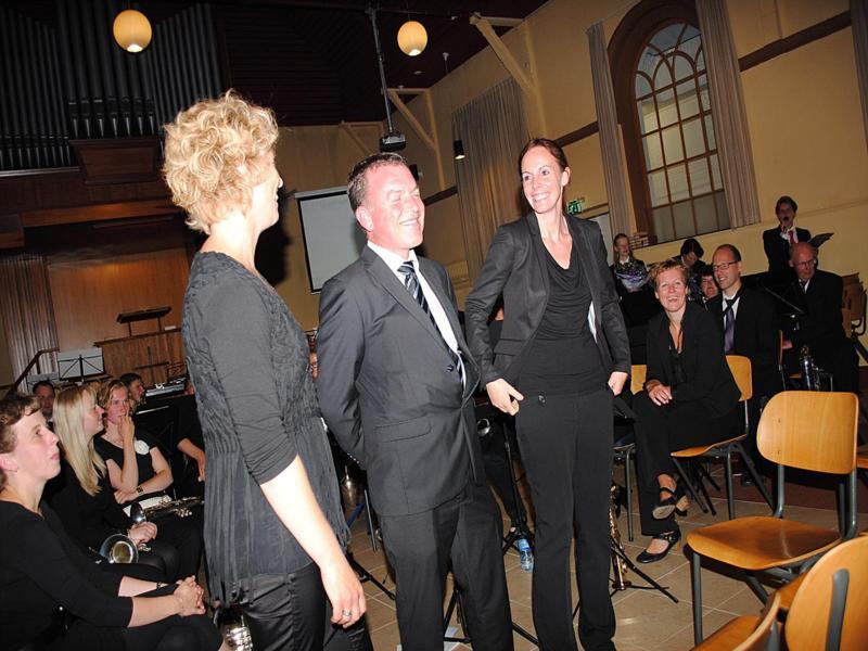 Triple concert in Assen op zaterdag 1 november 2014