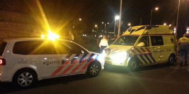 Fietser aangereden op de Elsakkerweg in Assen