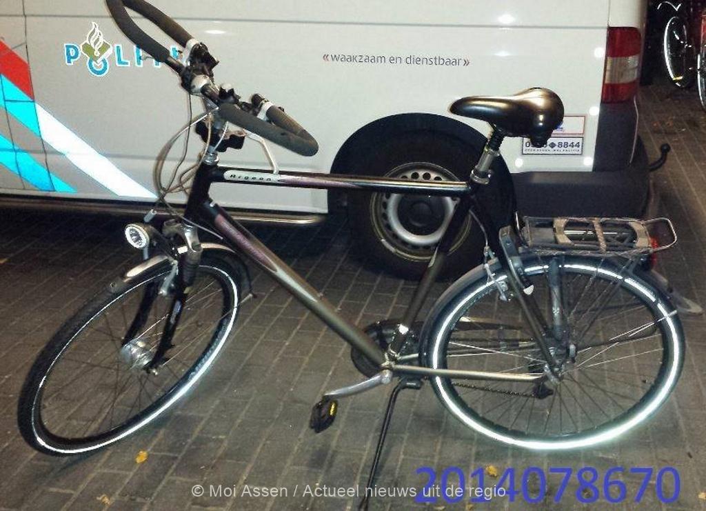 Eigenaar van fiets gezocht!