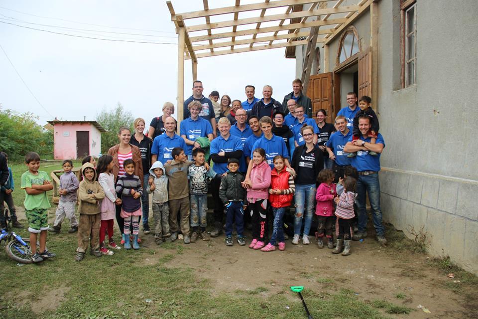 Assenaren helpen in Oekraïne