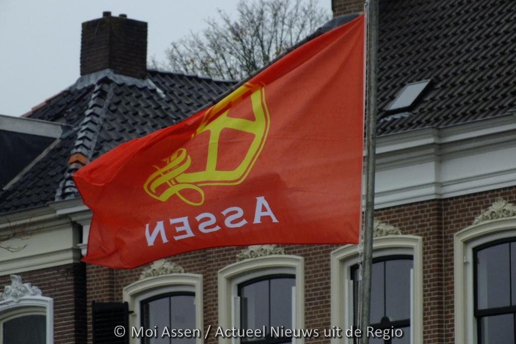 Sinterklaas is aangekomen in Assen (Video)