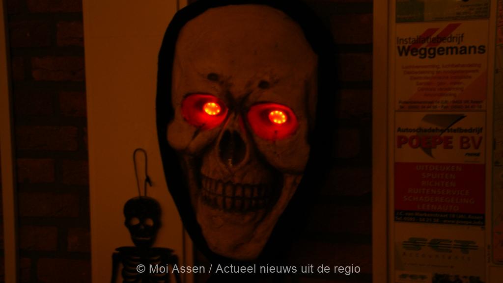 Spooktocht in het Lariksbos