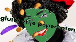 Groene Piet neemt glutenvrije pepernoten mee (Update)