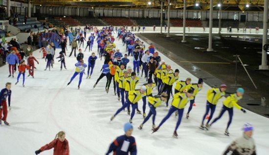 Petitie voor behoud ijsbaan Assen