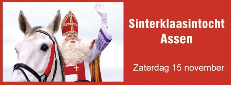 Hij komt, hij komt, die lieve goede Sint!