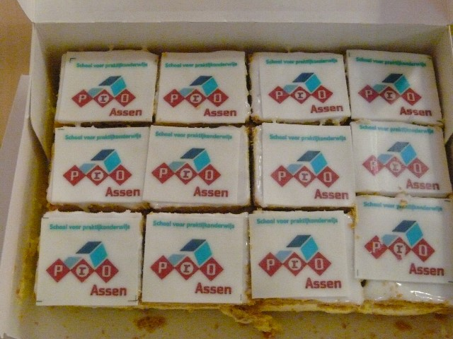 PrO Assen viert vijfjarig bestaan met gebak
