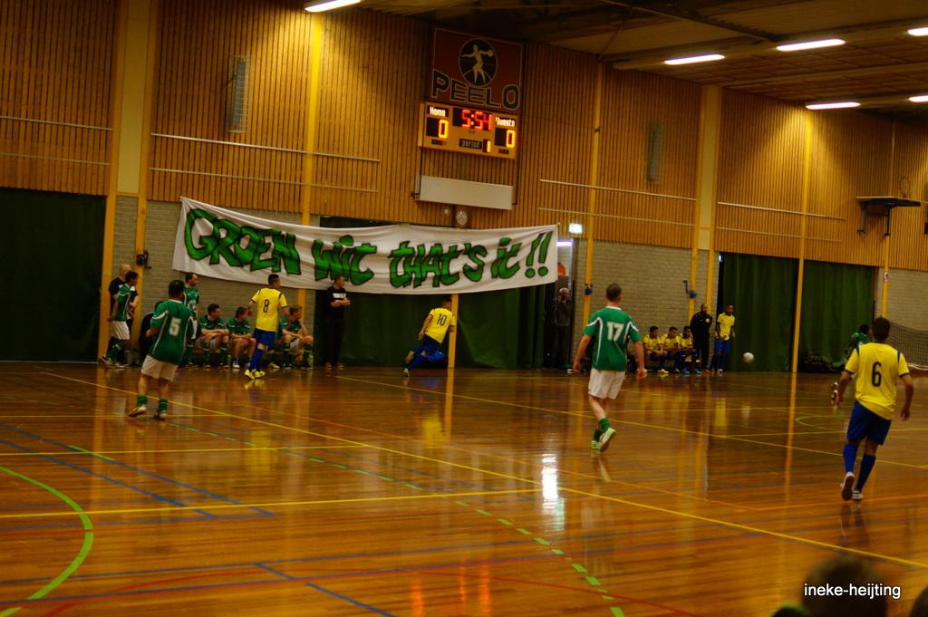 Wedstrijdverslag: Futsal LTC – Zvv Schattenberg