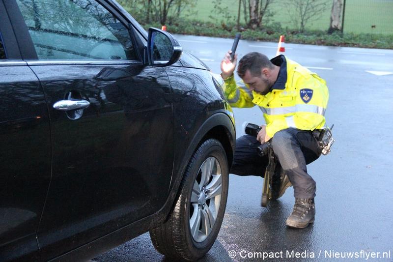 112 Kort: Ongeval tussen auto en fietser