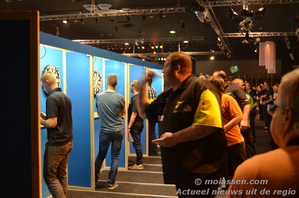Dutch Open '16 in De Bonte Wever