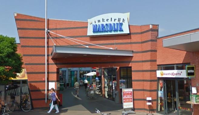 Winkelrijk Marsdijk in Assen; Voor de liefste Papa