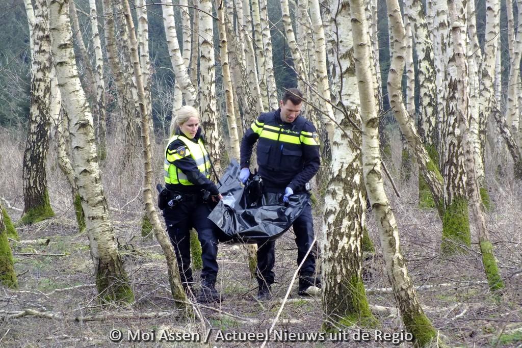 Vermiste man uit Assen weer terecht en aangehouden