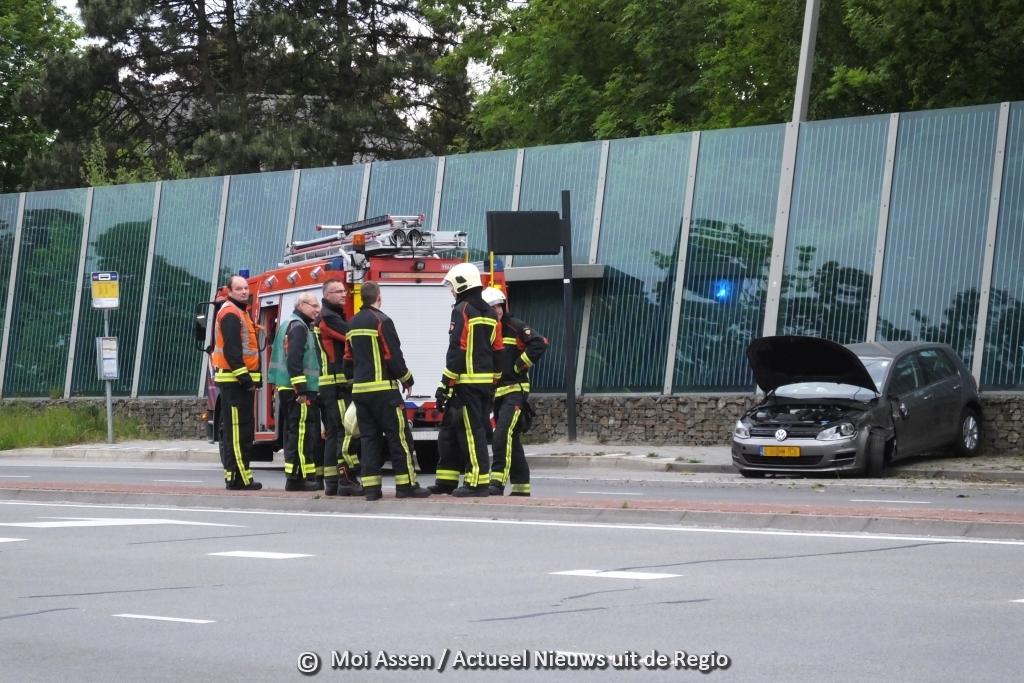 Man aangehouden na verlaten plaats ongeval