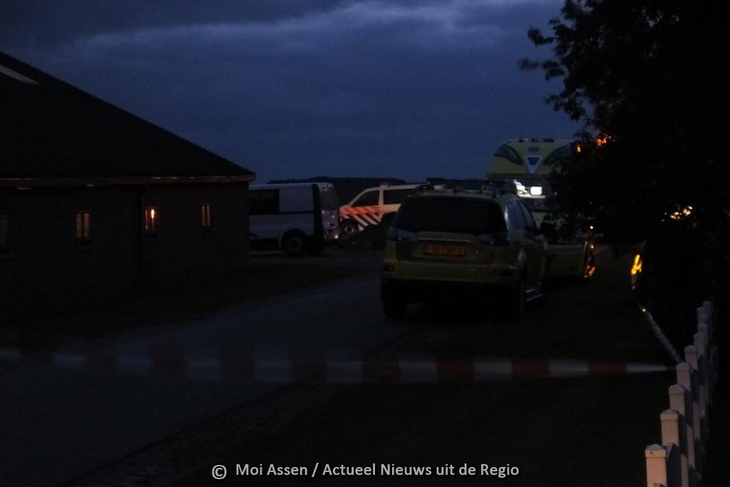 Video: Dode bij ongeval met tractor in Smilde (Update)