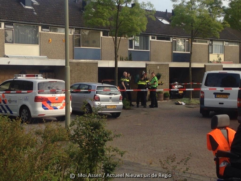66-jarigevrouw neergestoken in huis in Assen