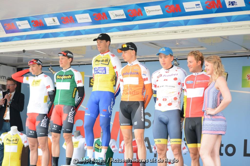 Olympia's 3M Tour: Assen als startpunt