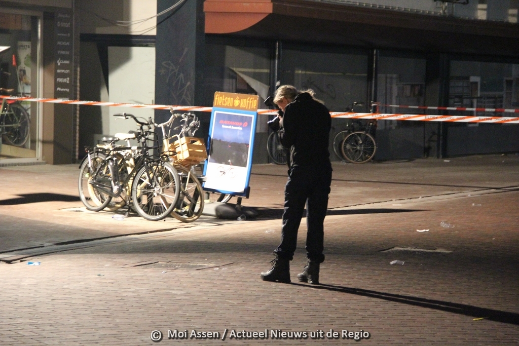 Onderzoek dood Assenaar  in Hart van Nederland